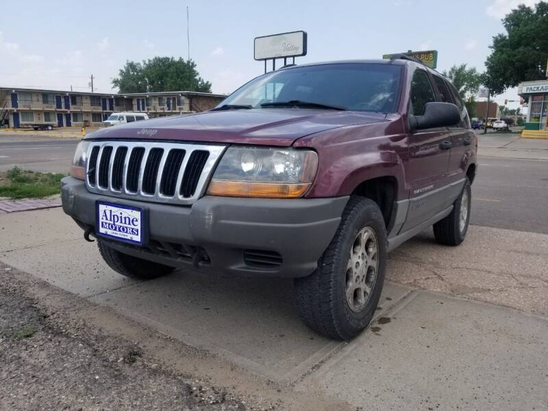 2000 Jeep Grand Cherokee for sale in Laramie, WY