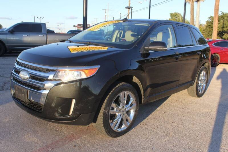 2013 Ford Edge for sale at Flash Auto Sales in Garland TX