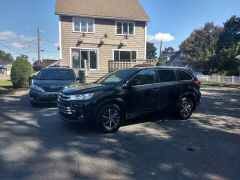 2018 Toyota Highlander for sale at Good Works Auto Sales INC in Ashland MA