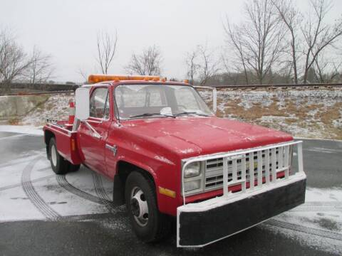 1988 Chevrolet R/V 3500 Series for sale at Percy Bailey Auto Sales Inc in Gardiner ME