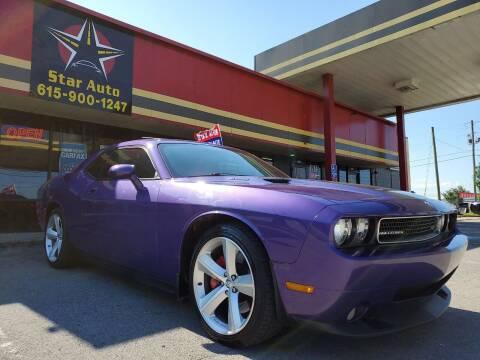 2010 Dodge Challenger for sale at Star Auto Inc. in Murfreesboro TN
