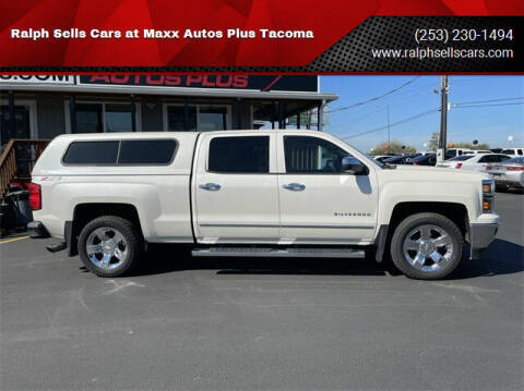 2014 Chevrolet Silverado 1500 for sale at Ralph Sells Cars at Maxx Autos Plus Tacoma in Tacoma WA