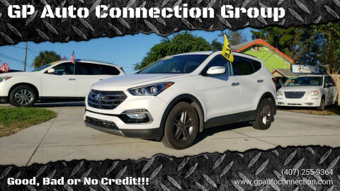 2018 Hyundai Santa Fe Sport for sale at GP Auto Connection Group in Haines City FL