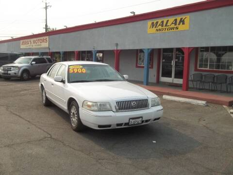 2008 Mercury Grand Marquis for sale at Atayas Motors INC #1 in Sacramento CA