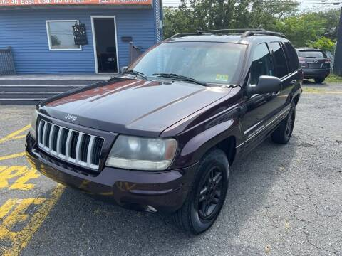 2004 Jeep Grand Cherokee for sale at MFT Auction in Lodi NJ