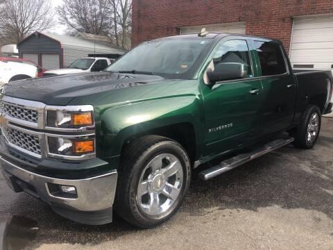 2015 Chevrolet Silverado 1500 for sale at Creekside Automotive in Lexington NC