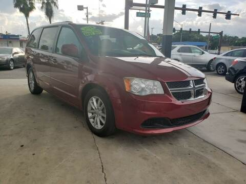 2014 Dodge Grand Caravan for sale at HCC AUTO SALES INC in Sarasota FL