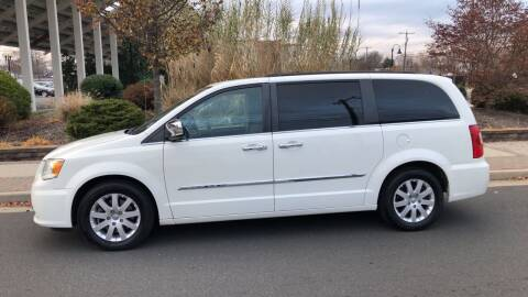 2012 Chrysler Town and Country for sale at M & E Motors in Neptune NJ