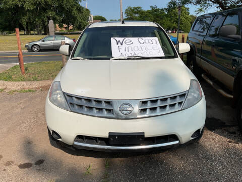 2006 Nissan Murano for sale at Continental Auto Sales in White Bear Lake MN