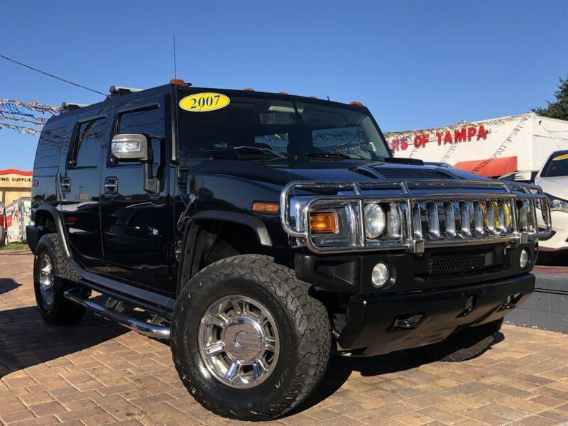 2007 HUMMER H2 for sale at Cars of Tampa in Tampa FL