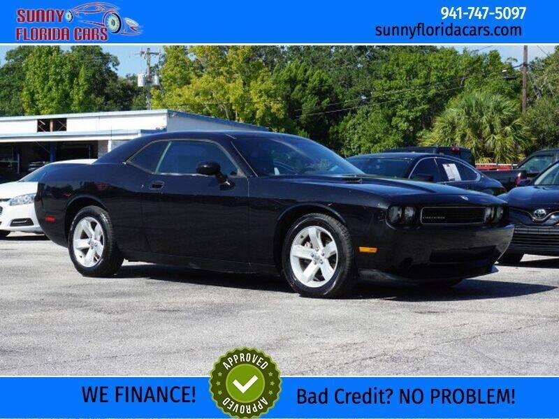 2010 Dodge Challenger for sale at Sunny Florida Cars in Bradenton FL