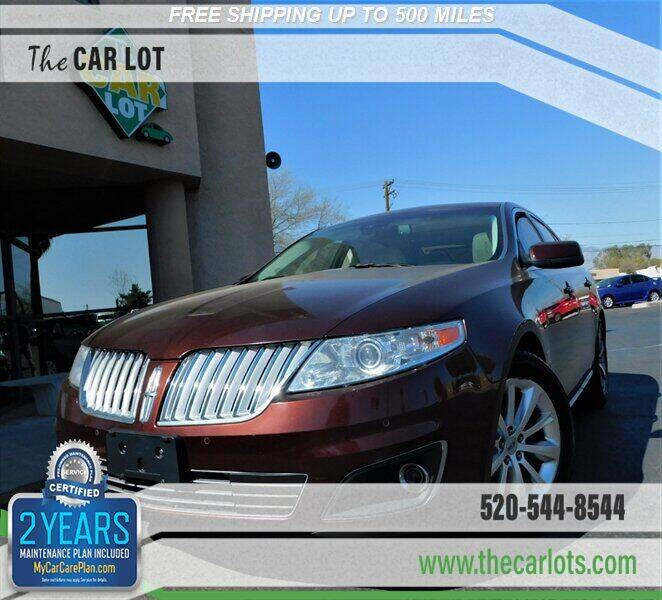 2009 Lincoln MKS for sale in Tucson, AZ