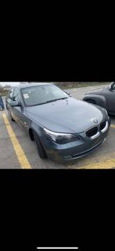 2009 BMW 5 Series for sale at Trocci's Auto Sales in West Pittsburg PA