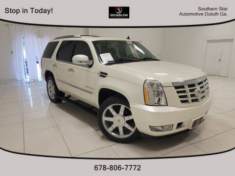 2011 Cadillac Escalade for sale at Southern Star Automotive, Inc. in Duluth GA