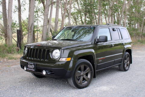 2016 Jeep Patriot for sale at Northwest Premier Auto Sales in West Richland And Kennewick WA