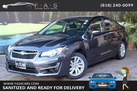 2015 Subaru Impreza for sale at Best Car Buy in Glendale CA