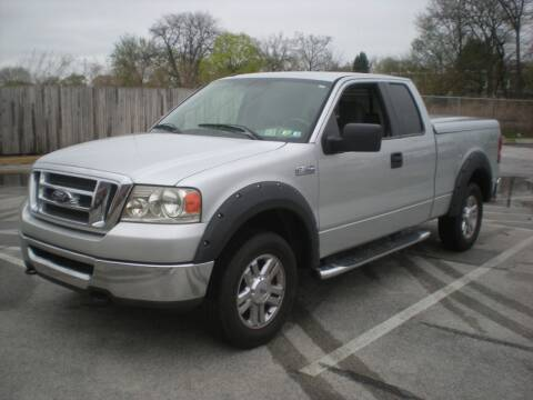 2008 Ford F-150 for sale at 611 CAR CONNECTION in Hatboro PA