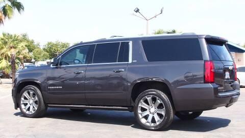 2016 Chevrolet Suburban for sale at Okaidi Auto Sales in Sacramento CA