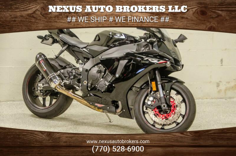 2018 Yamaha YZF-R1 for sale at Nexus Auto Brokers LLC in Marietta GA