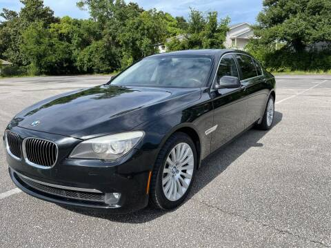 2012 BMW 7 Series for sale at Asap Motors Inc in Fort Walton Beach FL