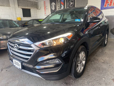 2016 Hyundai Tucson for sale at DEALS ON WHEELS in Newark NJ