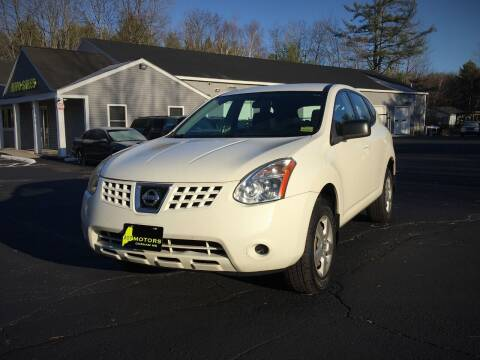 2009 Nissan Rogue for sale at 207 Motors in Gorham ME