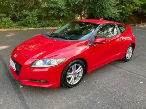 2011 Honda CR-Z for sale at Car World Inc in Arlington VA