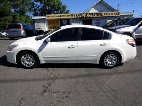 2012 Nissan Altima for sale at American Auto Group Now in Maple Shade NJ