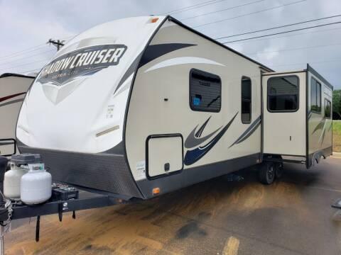 2017 Cruiser RV Shadow Cruiser ultra lite 263R for sale at Ultimate RV in White Settlement TX