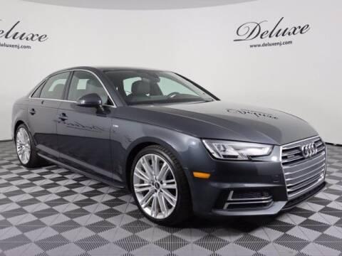 2017 Audi A4 for sale at DeluxeNJ.com in Linden NJ