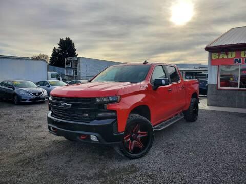 2019 Chevrolet Silverado 1500 for sale at Yaktown Motors in Union Gap WA
