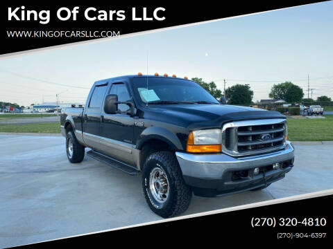 2001 Ford F-250 Super Duty for sale at King of Cars LLC in Bowling Green KY