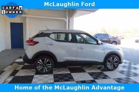 2019 Nissan Kicks for sale at McLaughlin Ford in Sumter SC