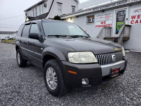 2005 Mercury Mariner for sale at Reyes Automotive Group in Lakewood NJ