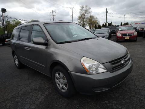 2010 Kia Sedona for sale at P J McCafferty Inc in Langhorne PA