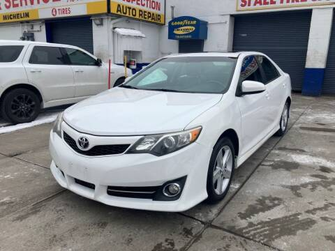 2013 Toyota Camry for sale at US Auto Network in Staten Island NY