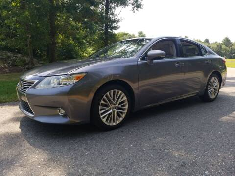 2014 Lexus ES 350 for sale at Showcase Auto & Truck in Swansea MA