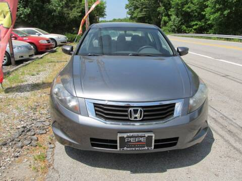 2009 Honda Accord for sale at Mid - Way Auto Sales INC in Montgomery NY
