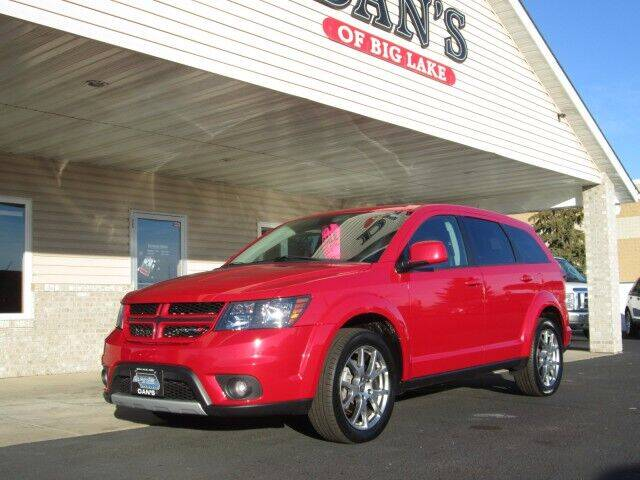 2018 Dodge Journey for sale in Big Lake, MN