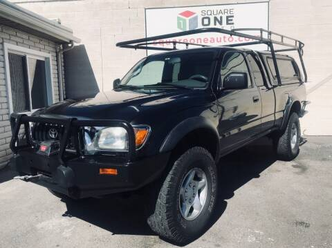 2004 Toyota Tacoma for sale at SQUARE ONE AUTO LLC in Murray UT