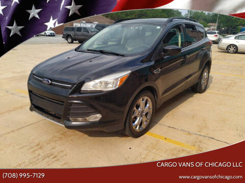 2014 Ford Escape for sale at Cargo Vans of Chicago LLC in Mokena IL