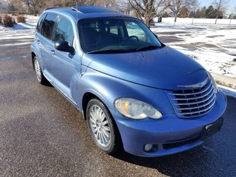 2007 Chrysler PT Cruiser for sale at Red Rock's Autos in Denver CO