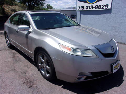 2011 Acura TL for sale at Circle Auto Center in Colorado Springs CO
