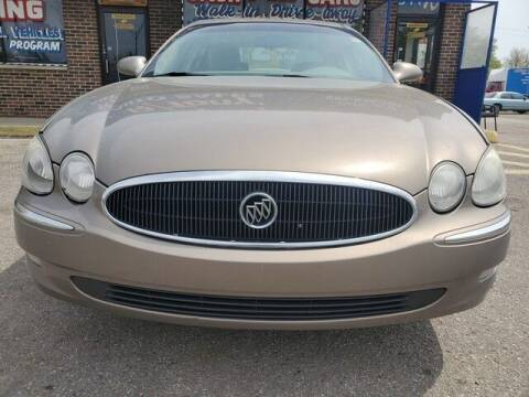 2007 Buick LaCrosse for sale at R Tony Auto Sales in Clinton Township MI