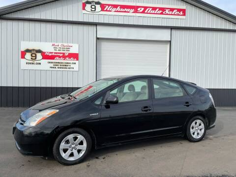 2008 Toyota Prius for sale at Highway 9 Auto Sales - Visit us at usnine.com in Ponca NE