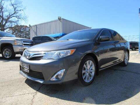 2013 Toyota Camry for sale at Quality Investments in Tyler TX