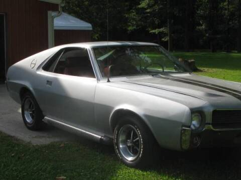 1958 AMC AMX for sale at Classic Car Deals in Cadillac MI