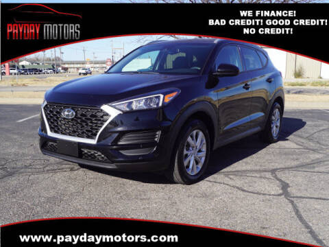 2019 Hyundai Tucson for sale at Payday Motors in Wichita And Topeka KS