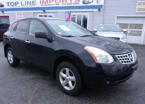 2010 Nissan Rogue for sale at Top Line Import of Methuen in Methuen MA