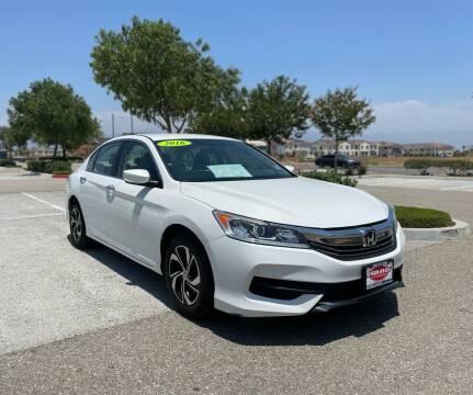 2016 Honda Accord for sale at Esquivel Auto Depot in Rialto CA